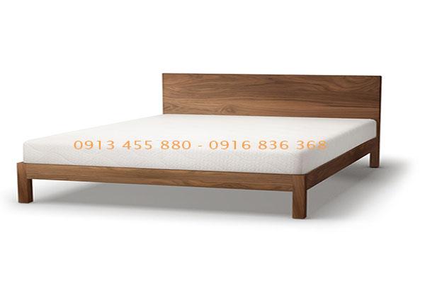 Mẫu giường ngủ bán chạy nhất đầu năm 2018