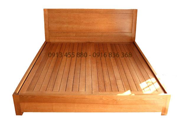 Mua giường gỗ tại An Khánh