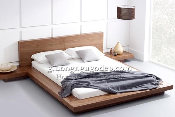 Xu hướng sử dụng mẫu giường cưới 2020 kiểu Nhật