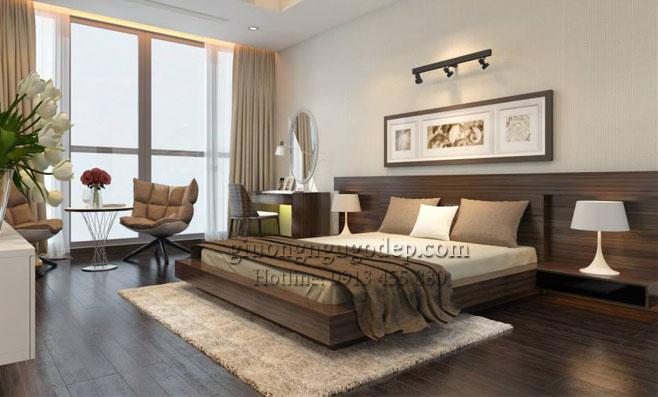 Lựa chọn kê giường ngủ theo hướng tốt đem lại may mắn cho gia chủ