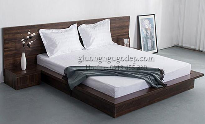 Kinh nghiệm mua giường gỗ 2mx2m2 chuẩn nhất