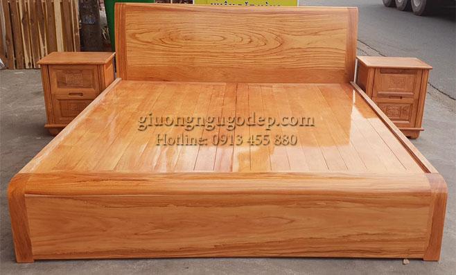 30+ mẫu giường ngủ giá rẻ tại Hà Nội hợp phong thủy