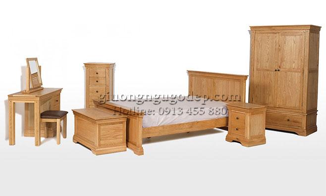 Mua giường Hà Nội chất lượng - giá tại xưởng làng nghề