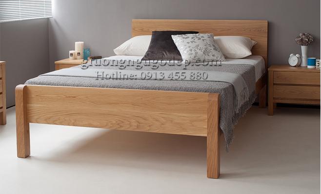 Tiêu chí nhất định không được bỏ qua khi chọn giường gỗ tự nhiên Hà Nội