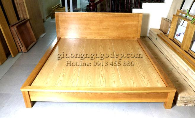 Gường ngủ gỗ - MSP882