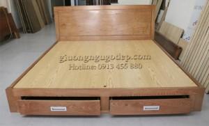 Giường ngủ ngăn kéo - GN559