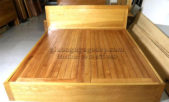Giường ngủ gỗ - MSP288