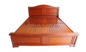 Giường gỗ gụ - MSP004