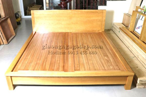 Giường ngủ gỗ - MSP880