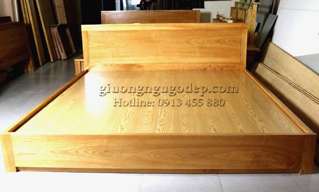 Giường ngủ gỗ - MSP888