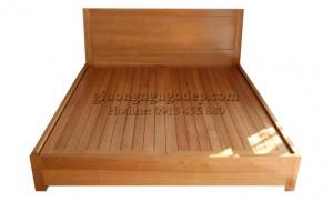 Giường ngủ gỗ - MSP008