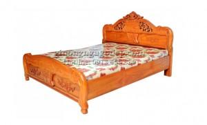 Giường gỗ Hương - MSP005