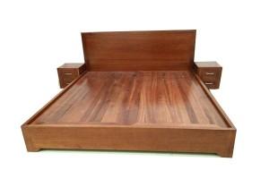 Gường ngủ gỗ Sồi GN57