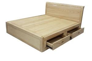 Giường ngủ ngăn kéo GN588