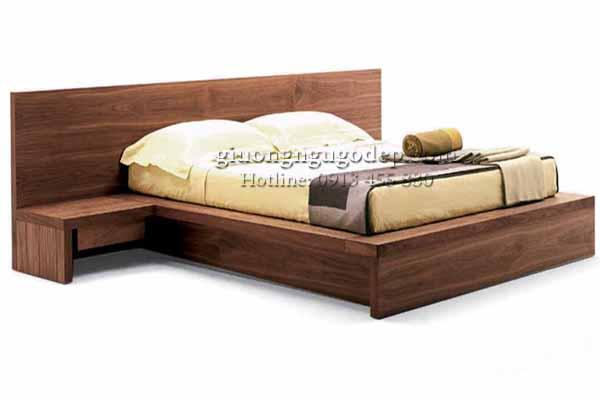 Giường ngủ Nhật - MSP009