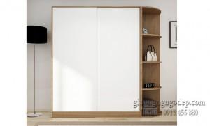 Tủ áo gỗ công nghiệp - MSP01
